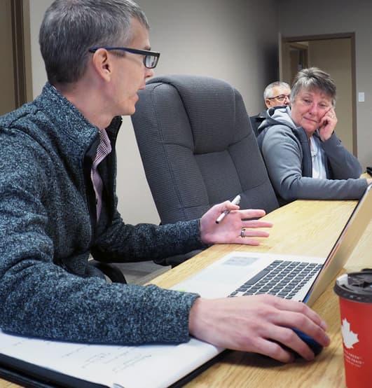 Partners in Progress Steering Committee meeting